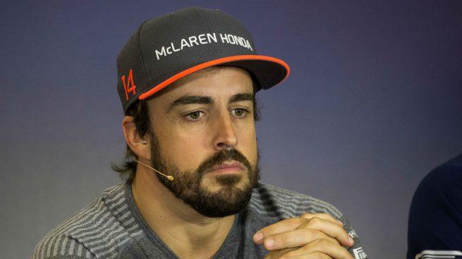 """Alonso: """"El podio estaba asegurado, podríamos haber luchado por la victoria"""""""