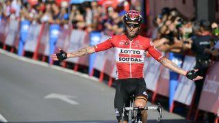 Marczynski celebra su victoria en Antequera. (Getty)