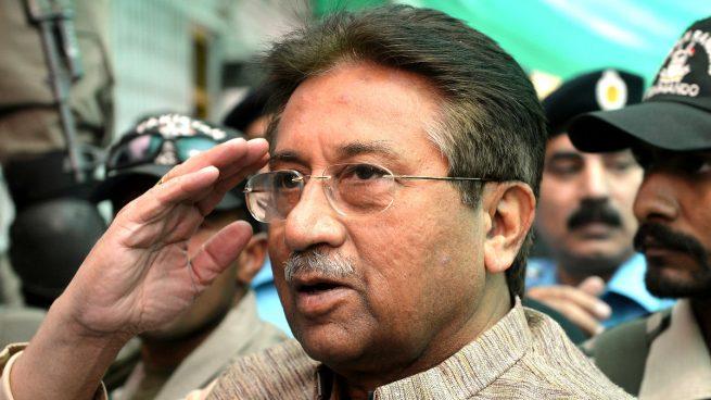 Musharraf-Pakistán