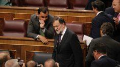 Mariano Rajoy, en el Congreso. Foto: Francisco Toledo.