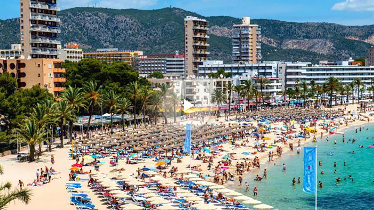 Turistas en España (Foto: iStock)