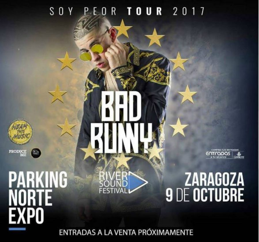 River Sound Festival 2017 - Fiestas del Pilar 2017