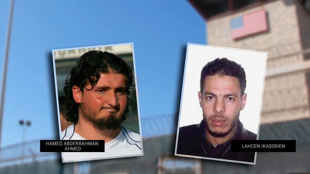 Los dos yihadistas que se han unido a Estado Islámico, tras ser puestos en libertad por Garzón.