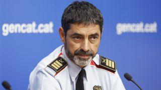 El mayor de los Mossos d'Esquadra, Josep Lluís Trapero. (Foto: EFE)