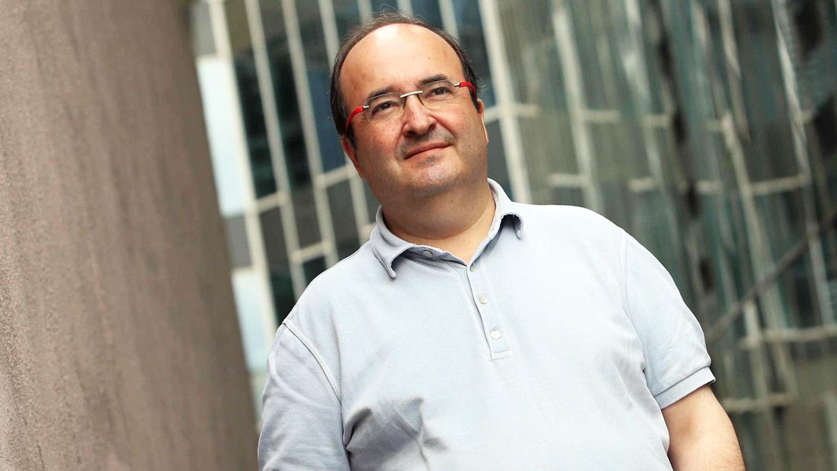 Miquel Iceta. (Foto: EFE)
