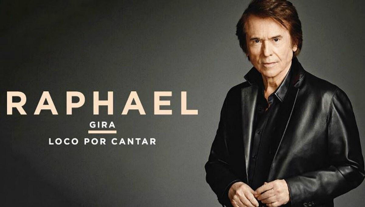 Raphael estará en las Fiestas del Pilar 2017