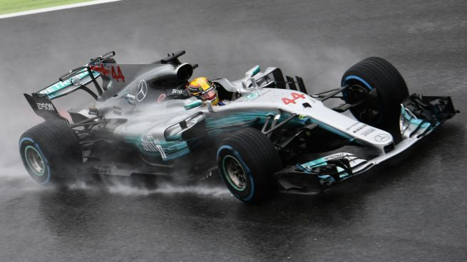 Histórico Hamilton: otra pole para batir el récord de Schumacher