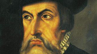 Hernán Cortés lideró la expedición que inició la conquista de México.