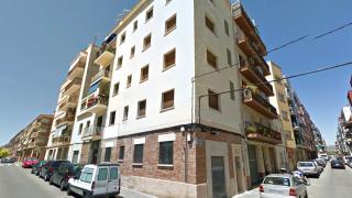 Inmueble situado en el número 52 de la calle Lepanto de Vilanova i la Geltrú, en el que residía el imán Abdelbaki Es Satty.