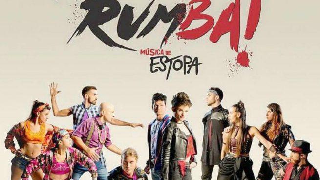 Mayumana con su espectáculo 'Rumba' en las Fiestas del Pilar 2017