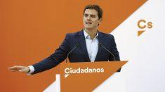 El líder de Ciudadanos Albert Rivera (Foto: Efe).