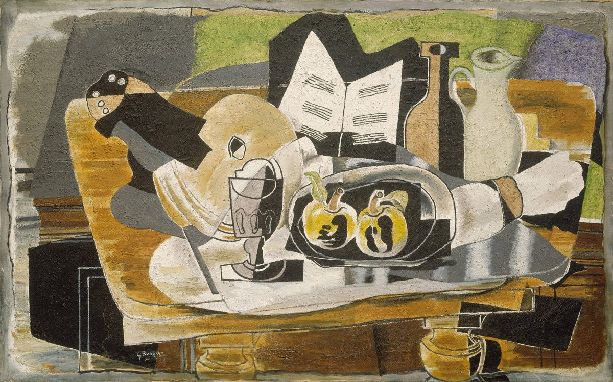 Cubismo caracter sticas del arte cubista en la pintura for Minimal art obras y autores