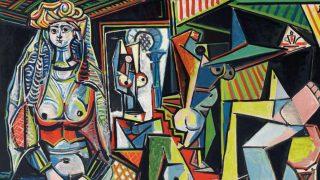 Pablo Picasso es el máximo exponente de esta tendencia artística.