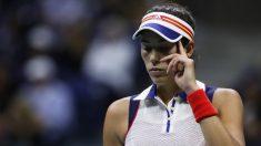 Garbiñe Muguruza cayó ante Kvitova. (Getty)
