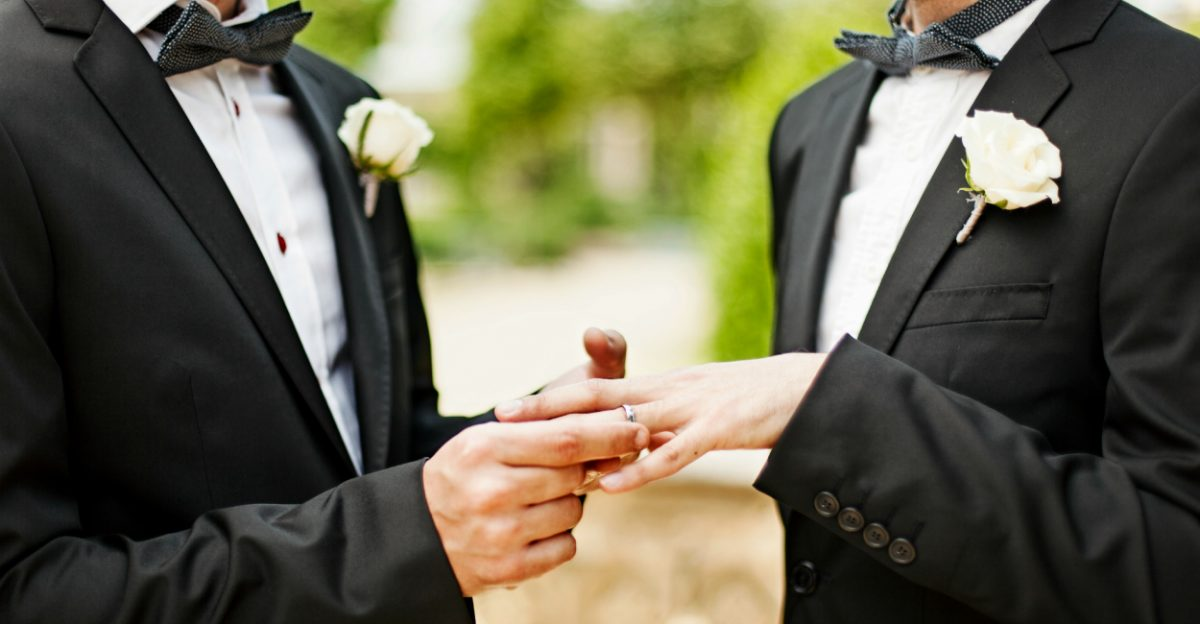A día de hoy, multitud de países rechazan la unión en matrimonio de parejas homosexuales.