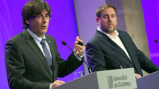 La Generalitat saca la zanahoria de una renta garantizada de 664 euros a dos semanas del referéndum