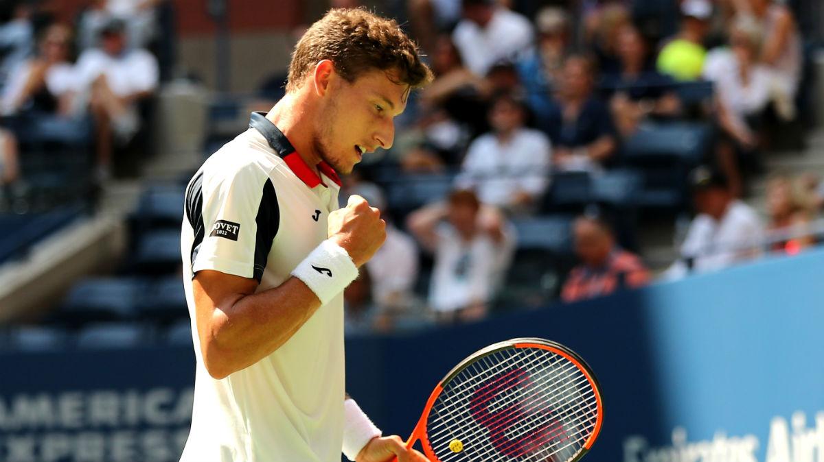 Pablo Carreño alcanza sus primeras semifinales en un Grand Slam. (
