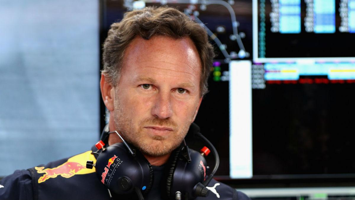 Christian Horner ha reconocido que Red Bull tiene derecho a veto sobre Renault para que estos no puedan motorizar a un determinado equipo. (Getty)