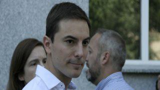 Juan Lobato, alcalde de Soto del Real.