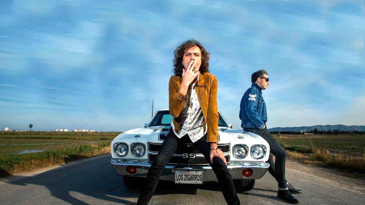 Los Zigarros serán teloneros de The Rolling Stones en Barcelona.
