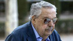 Pablo González, padre del ex presidente de la Comunidad de Madrid, el encarcelado Ignacio González. (EFE)