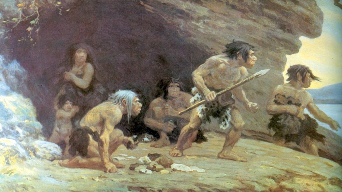 Descubrimientos del Paleolítico