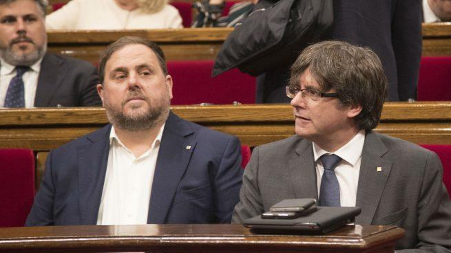 El Constitucional suspenderá mañana la Ley de Transitoriedad respetando el festivo de hoy en Cataluña