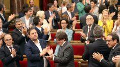 Parlament de Cataluña (Foto: EFE)