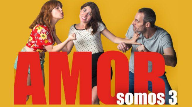 'Amor somos 3' es una comedia francesa adaptada por primera vez al español.