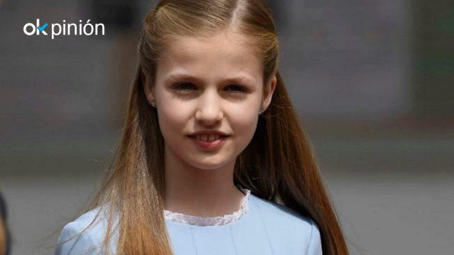 Todos los secretos del nuevo curso académico de la princesa Leonor