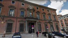 Sede del Consejo de Estado, en la madrileña calle Mayor.