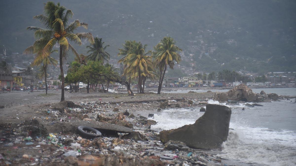 Haití. (Foto: AFP)