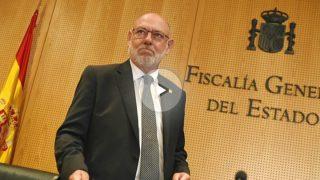 El fiscal general del Estado, José Manuel Maza (Foto: Efe)