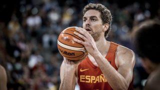 Pau Gasol, máximo anotador de la historia del Eurobasket. (baloncestofeb)