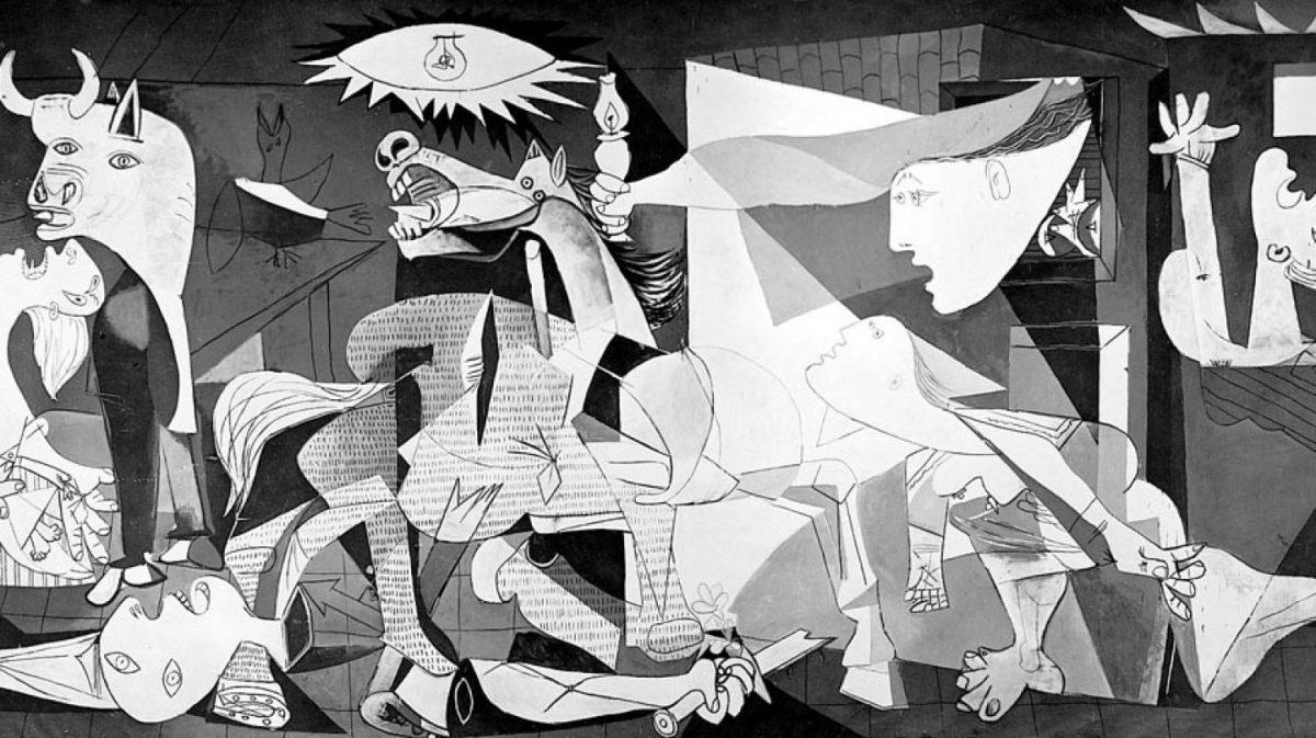 El Guernica es una de las obras más representativas del último siglo.