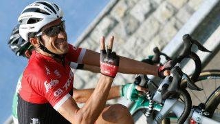 Contador lo intentó sin suerte camino de Gijón. (EFE)