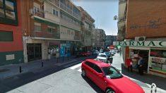 Fachada de la calle Vicente Espinel, 35, en Madrid, donde se produjo el suceso.