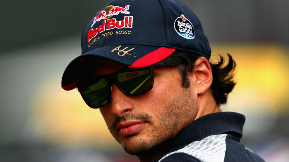 Jacques Villeneuve ha criticado duramente a Carlos Sainz, asegurando que no le extrañaría verle fuera de la Fórmula 1 no dentro de mucho tiempo. (Getty)