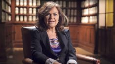 Carmen Calvo, secretaria de Igualdad del PSOE.
