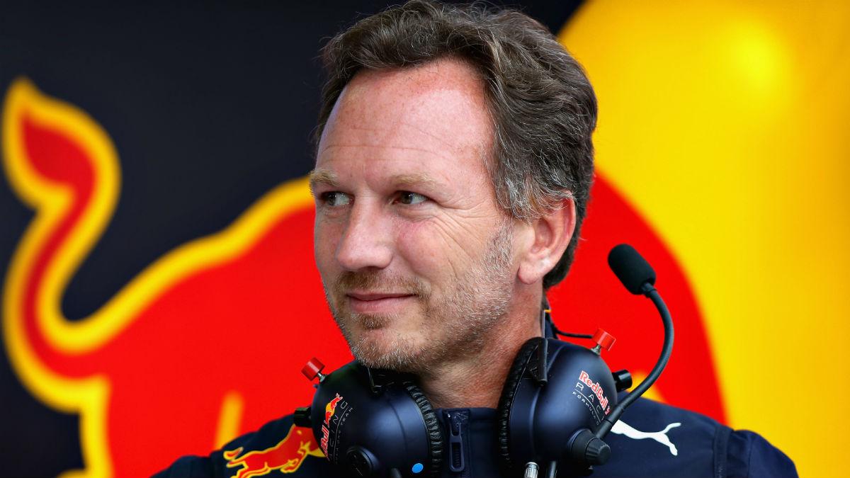 Christian Horner ha bendecido la llegada de Honda a Red Bull, aunque siempre con una escala previa en Toro Rosso hasta que los japoneses sean competitivos. (Getty)