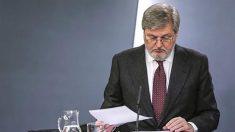 Iñigo Méndez de Vigo, portavoz del Gobierno, habla sobre la disolución de ETA.
