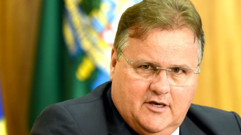 Geddel Vieira Lima en una imagen de 2016 (Foto: AFP).