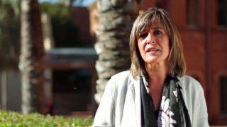 Núria Marín, alcaldesa del PSC en L'Hospitalet de Llobregat.