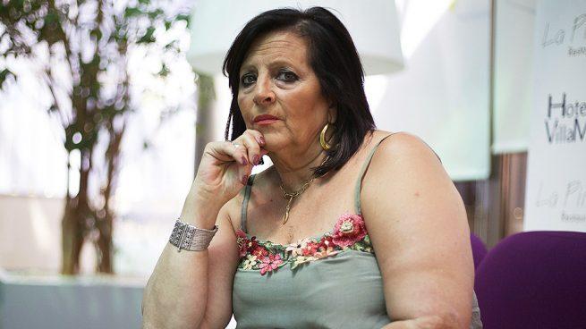 Pilar Abel, la vidente que dice ser hija de Salvador Dalí. (Gtres)