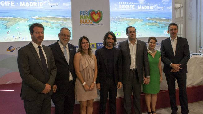 Air Europa conectará a partir de diciembre Madrid y la ciudad brasileña de Recife