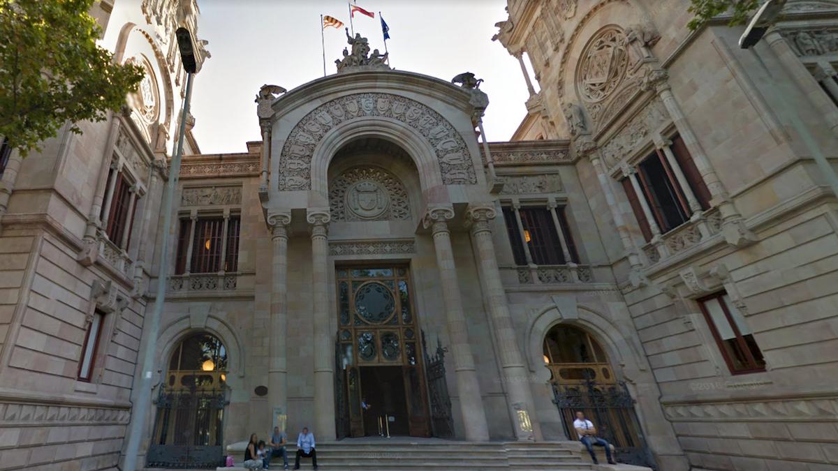Sede del Tribunal Superior de Justicia de Cataluña (Barcelona).