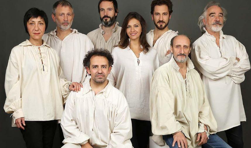Cartelera teatral de las Fiesta del Pilar 2017