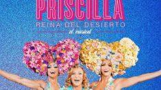 El musical Priscilla estará en Zaragoza en los Pilares 2017
