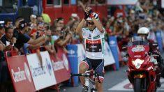 Alberto Contador se despidió del ciclismo profesional. (EFE)