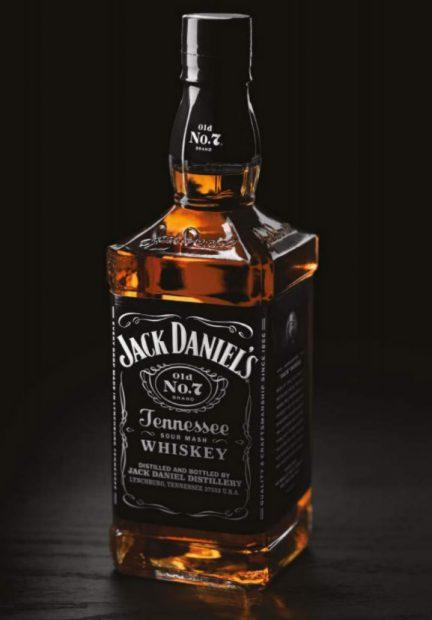 Botella Jack Daniels